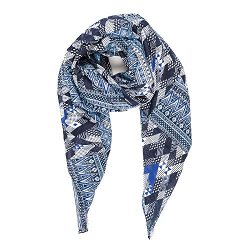 Scarf for Women Lightweight Geometric Fashion Spring Summer...