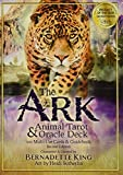 The Ark Animal Tarot & Oracle Deck - Second Edition: 100 Animal Multi-Use Cards & Guidebook