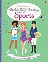 Sticker Dolly Dressing Sports by Fiona Watt(2016-02-22)