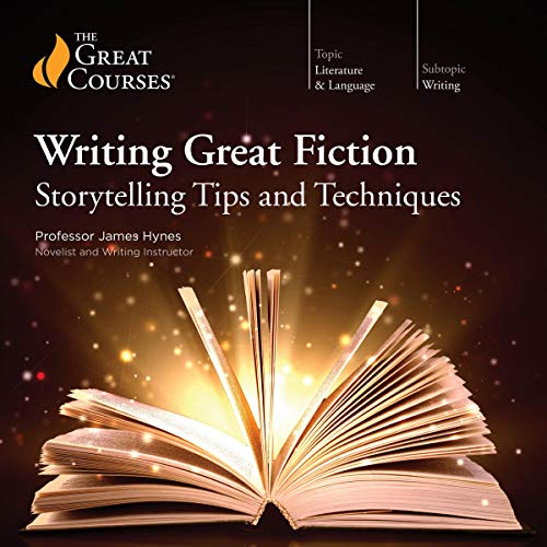 Writing Great Fiction: Storytelling Tips and Techniques Titelbild