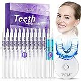 Kit de Blanqueamiento Dental, Y.F.M Blanqueador Dental...