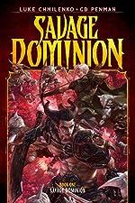 Savage Dominion: A LitRPG Adventure