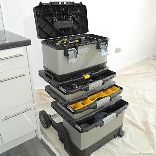 Stanley Rollende Werkstatt aus Metall-Kunststoff 1-95-622 FatMax - 13