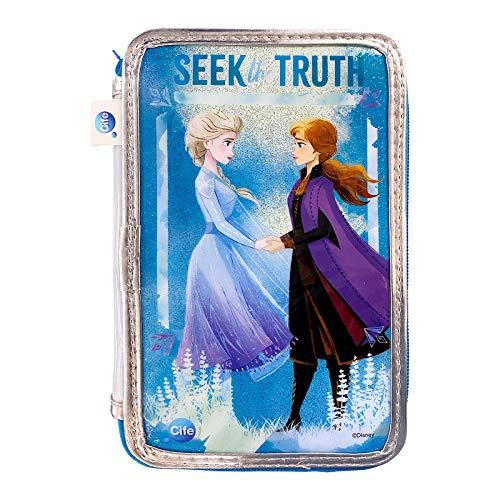 Cife búsqueda de la Verdad Disney Estuche Triple Frozen 2-E