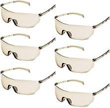 kids Safety Glasses, Migavan 6 PCS Kids Children Outdoor Game Protective Goggles Safety Glasses Eyewear for Nerf N-Strike Elite Shooting Game Eye Protection