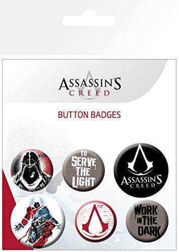 GB Eye LTD, Assassins Creed, Mix
