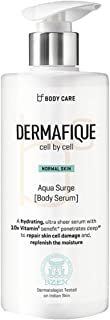 Dermafique Aquasurge Body Serum, Body Lotion for Normal Skin, 10x Vitamin E, Hydrates and Moisturizes Skin, Repairs Skin C...