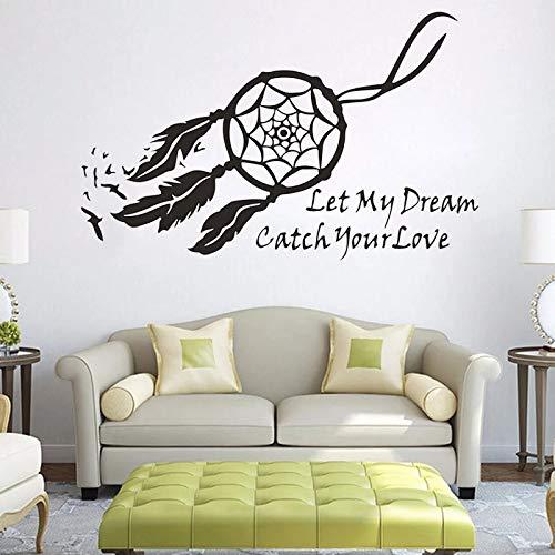 Pegatinas de pared de estilo decorativo pegatinas de decoración del hogar de pared de vinilo