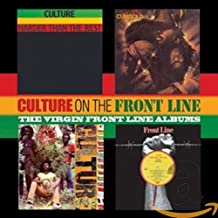 Culture on the Front Line