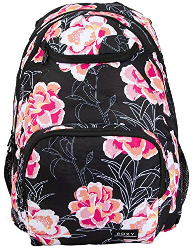 Roxy Junior's Shadow Swell Backpack, Anthracite Zilla 202, 1SZ