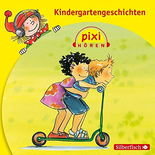Kindergartengeschichten cover art