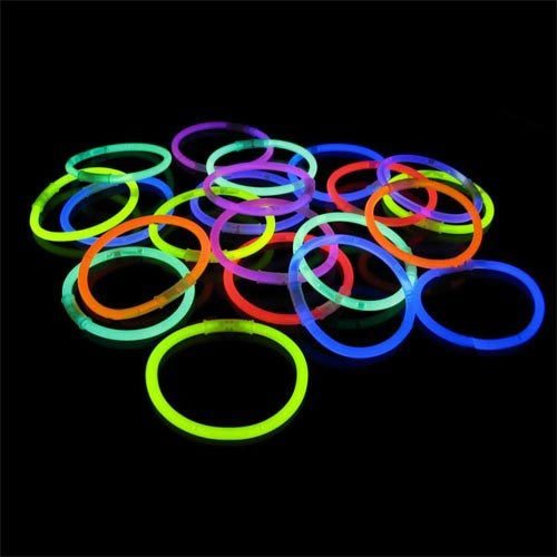 "Crown Display 1000 8"" Glow Light Stick Bracelets Wholesale Pack…"