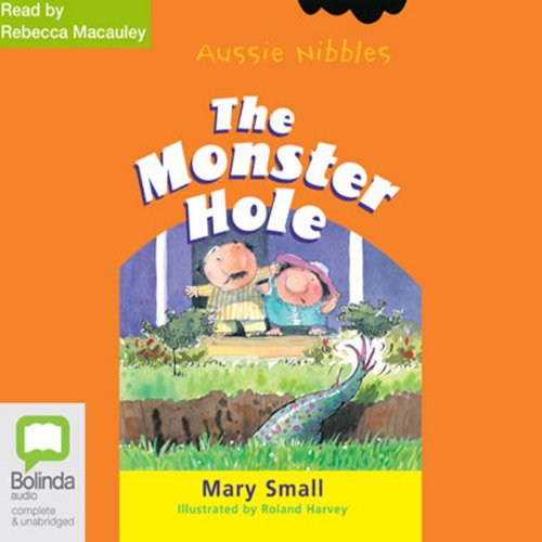Couverture de The Monster Hole: Aussie Nibbles