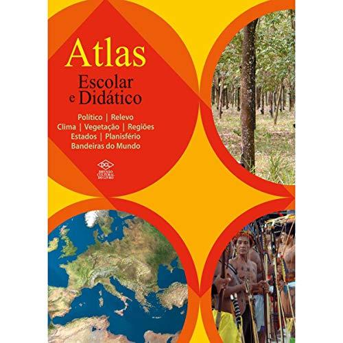 DCL Atlas Escolar e Didático, Multicores