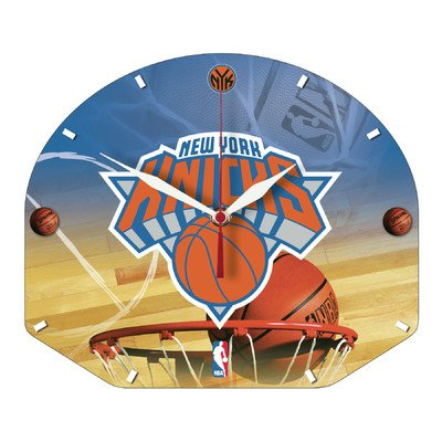 WinCraft NBA New York Knicks High Definition Plaque Clock