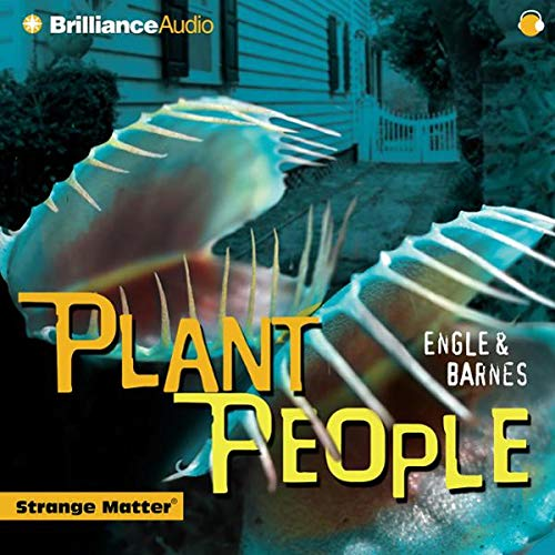 Plant People audiobook cover art