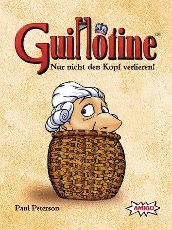 Amigo 2720 - Guillotine