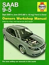 Saab 9-5 Petrol & Diesel Service and Repair Manual: 2005-2010 (Haynes Service and Repair Manuals) by Peter T. Gill (2010-12-13)