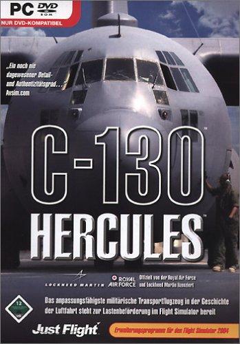 Flight Simulator 2004 - C-130 Hercules (DVD-ROM)