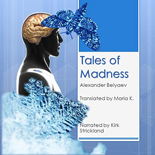 Tales of Madness audiobook cover art