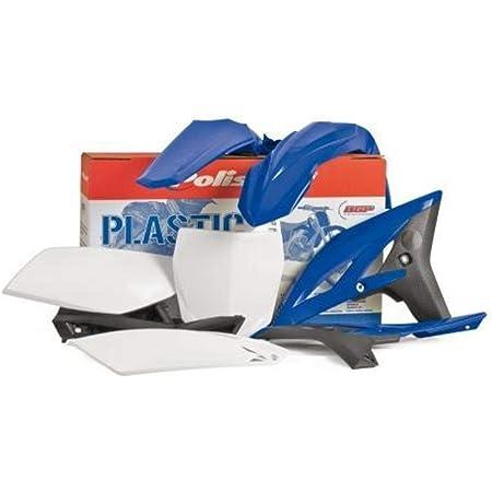 R Tech  BLUE PLASTIC KIT YAMAHA    YZ400F YZF400  1998 1999