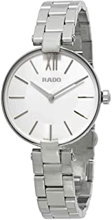 Rado Silver Stainless Silver dial Watch for Women's R22850013