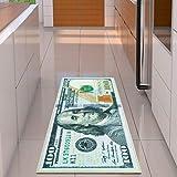Ottomanson Teppich, Hundert Dollar (100 US-Dollar),