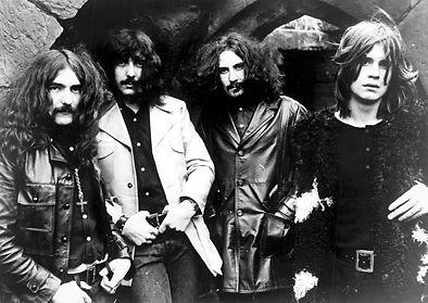 Black Sabbath Band–Heavy Rock Band–Ozzy–A4Poster–Kunstdruck–Bild–Art