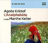 Analphabete (l') Lu par Marthe Keller