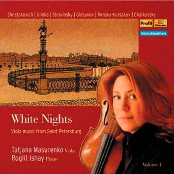 White Nights: Viola Music from Saint Petersburg
