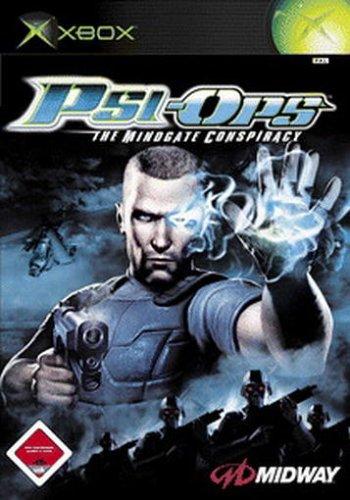 Psi-Ops - The Mindgate Conspiracy (dt.) [Importación alemana]