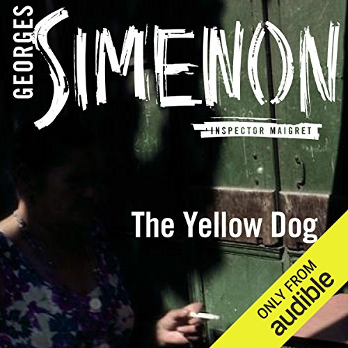 The Yellow Dog audiobook cover art