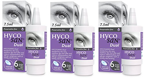 Hycosan Dual 7.5ml BULK BUY 3 bottles