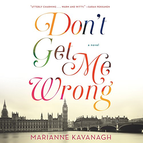 Don't Get Me Wrong audiobook cover art