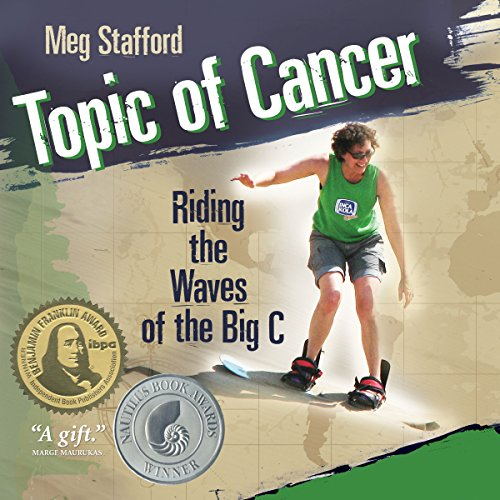 Topic of Cancer audiobook cover art