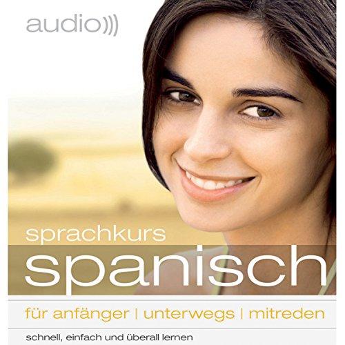 Audio Sprachkurs Spanisch Titelbild