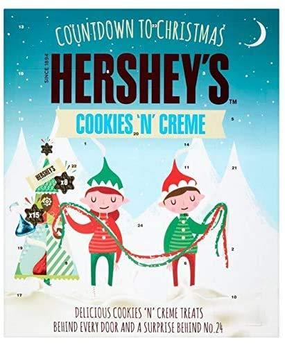 Hershey's Cookies n Creme Adventskalender 2020, 205 g
