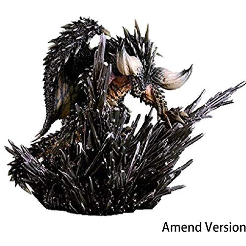 Jiaming Monster Hunter: World Nergigante Spielzeug-Abbildung Statue - 5 Zoll