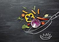 食材野菜台所レストランアート家具装飾リビングカフェポスターキャンバス絵画 (Color : 12, Size (Inch) : 30cmX42cm No Frame)