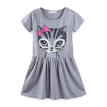 Best girls cat dresses Reviews