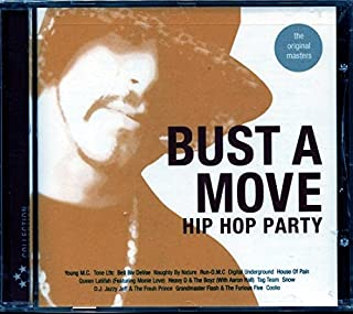 Various Artists - Bust a Move- Hip Hop Party (1 CD)