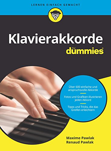 Klavierakkorde für Dummies