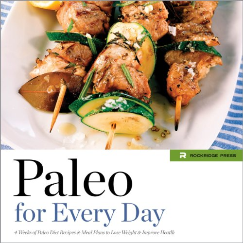 Paleo for Every Day audiobook cover art