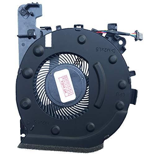 (CPU Version) Lüfter Kühler Fan Cooler kompatibel für HP Pavilion 15-cx, Pavilion 15-cx0000, Pavilion 15-cx0100, Pavilion 15-cx0200, Pavilion 15t-cx, Pavilion 15t-cx0000,
