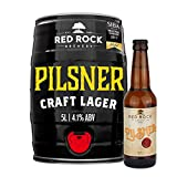 Red Rock Brewery British Craft Lager -