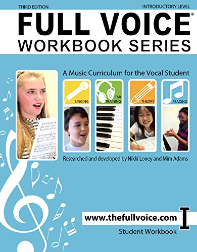 FULL VOICE Workbook - Introductory Level (English Edition)
