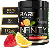 Best Pre Workout Supplements - RARI Nutrition - Infinity Pre Workout Powder Review