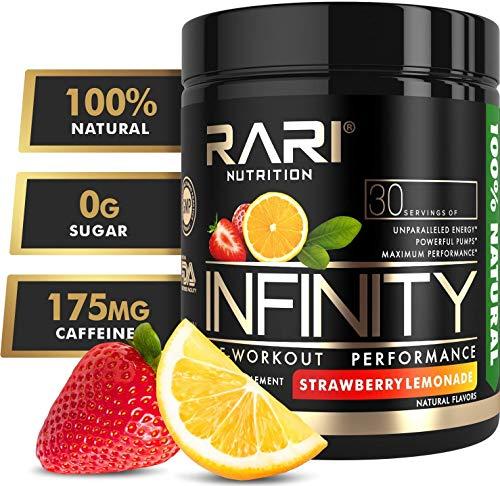 RARI Nutrition - INFINITY Preworkout