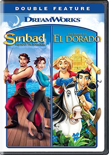 Sinbad: Legend of Seven Seas & Road to El Dorado (Double Feature)