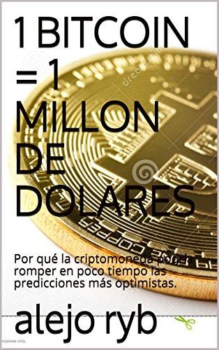 bitcoin 1 milione di dollari